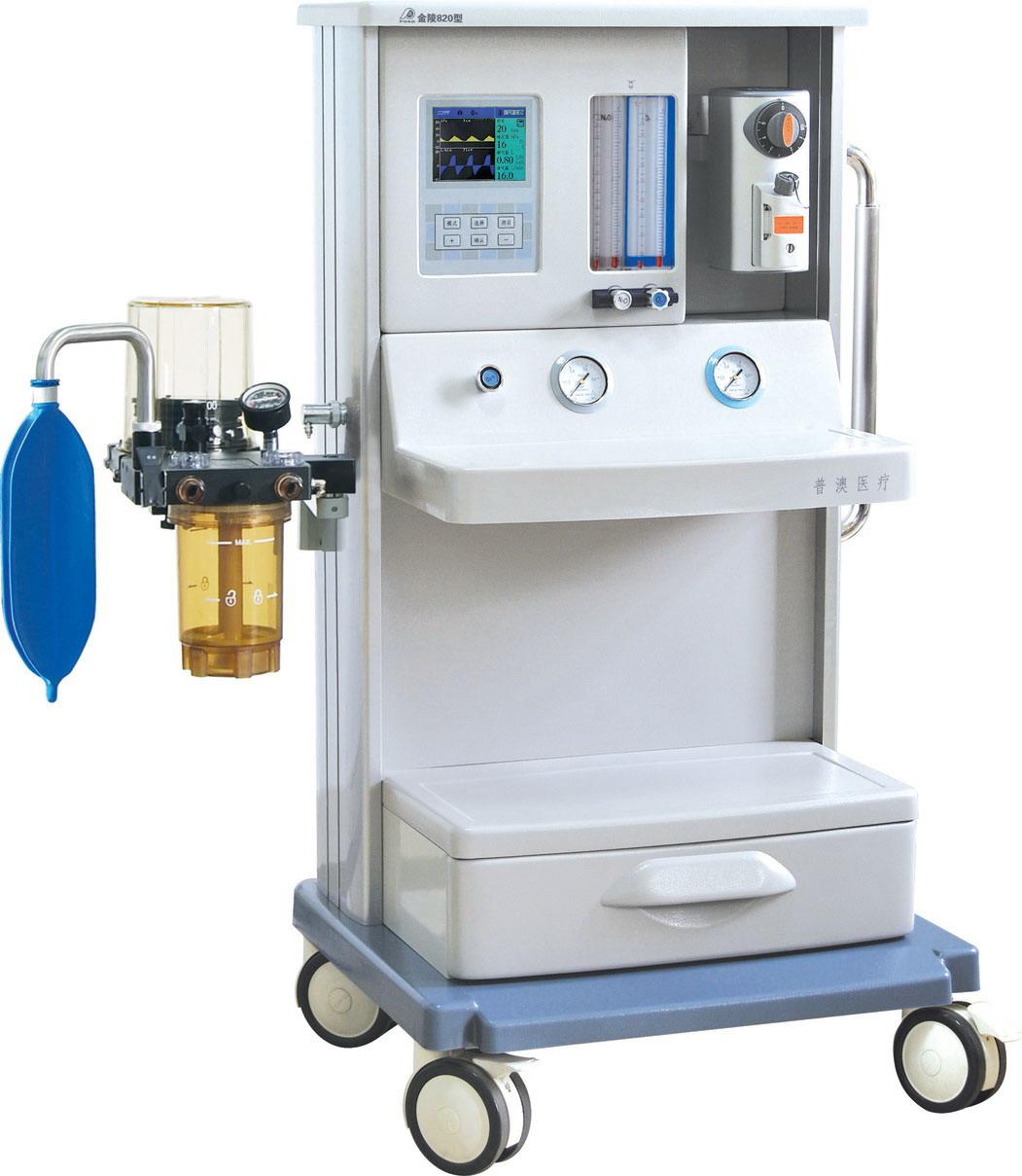 金陵810型麻醉机