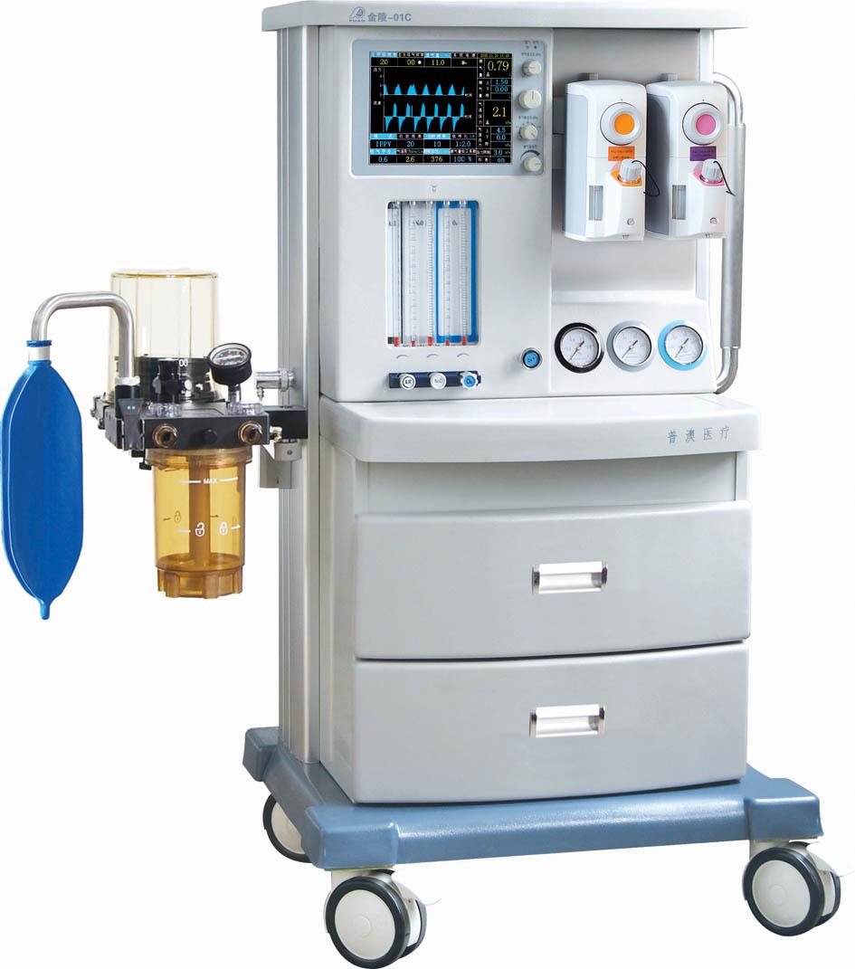 金陵-01C 型麻醉机